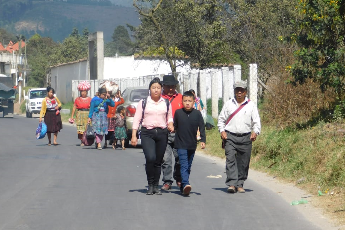Bloquean paso a Chiquilajá por conflictos limítrofes