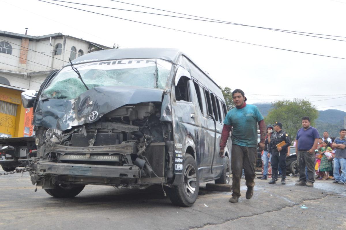 Identifican a los heridos de accidente en San Mateo