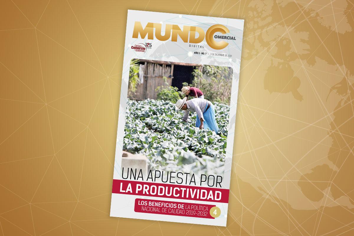 Edición No. 7 de la revista Mundo Comercial digital