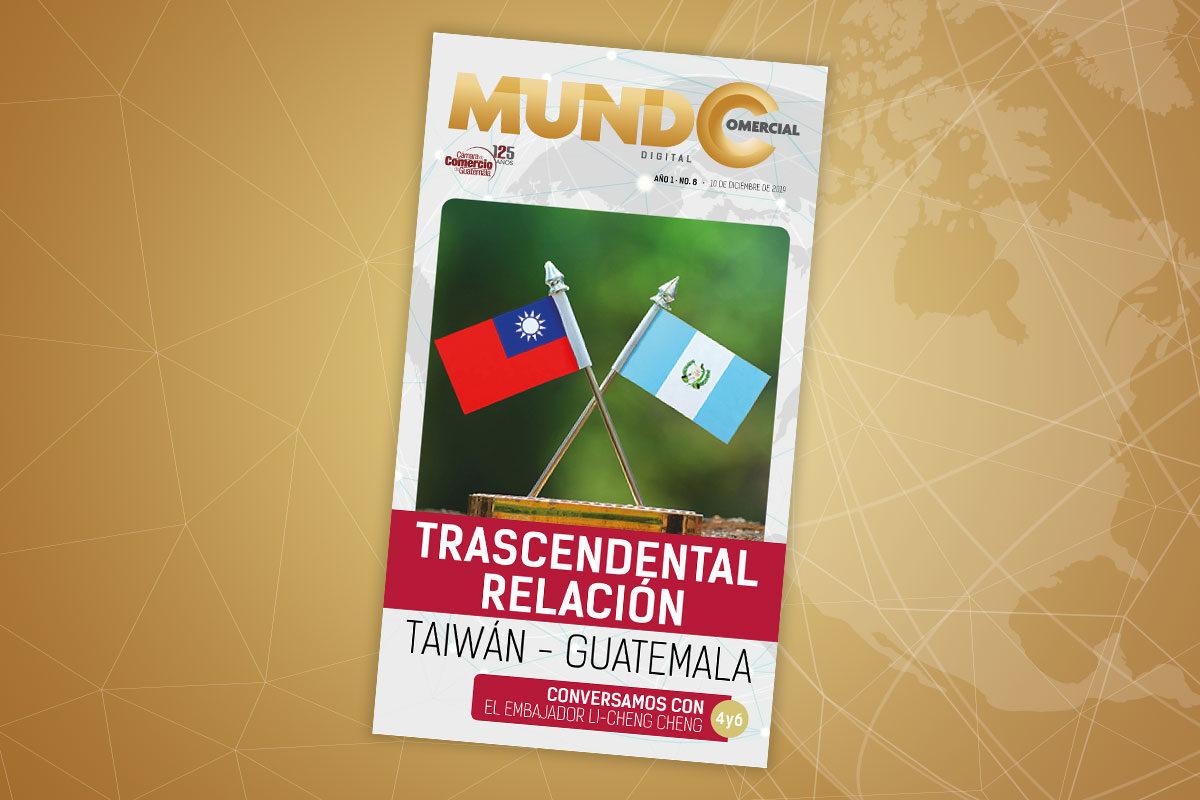 Edición No. 8 de la revista Mundo Comercial digital