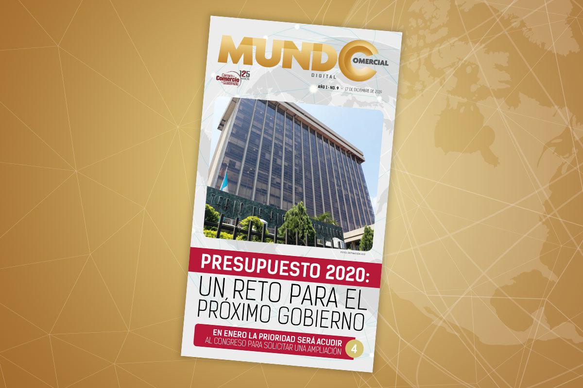 Edición No. 9 de la revista Mundo Comercial digital