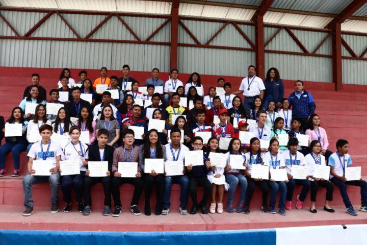 Ellos son los deportistas quetzaltecos destacados este año