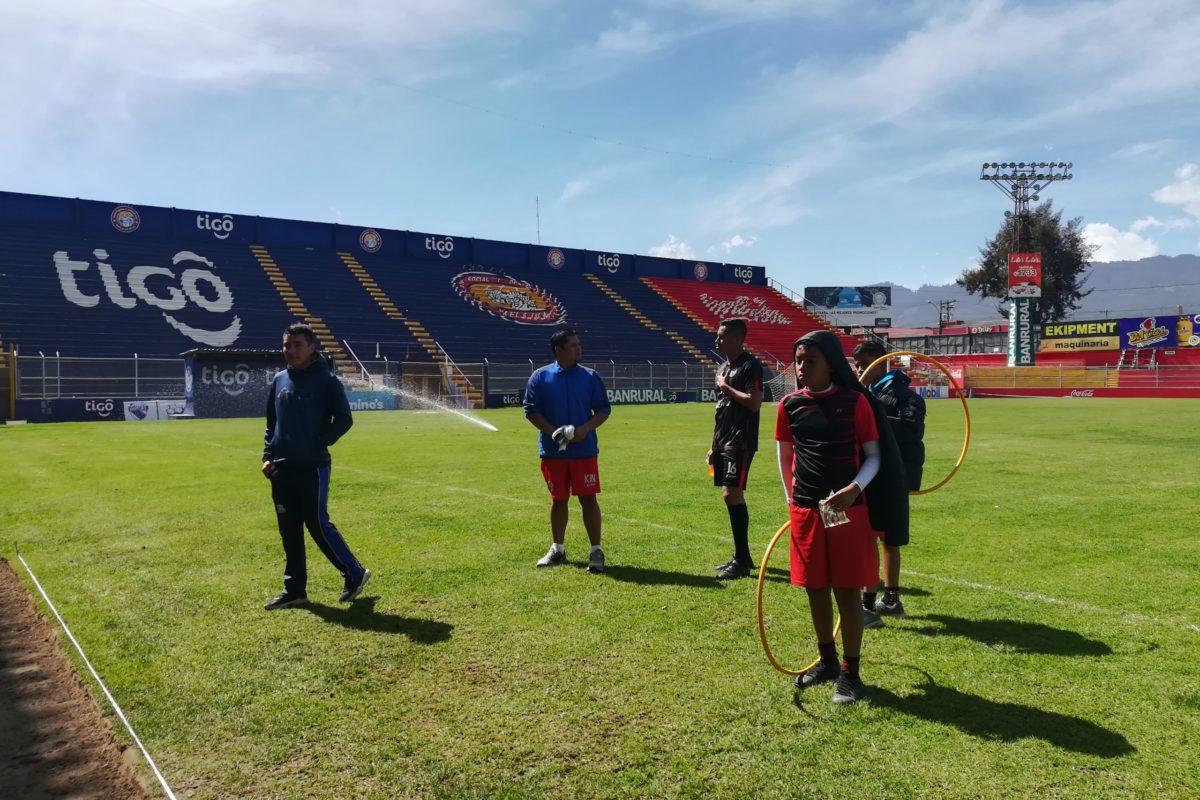 Xelajú se despide de su afición ante Antigua