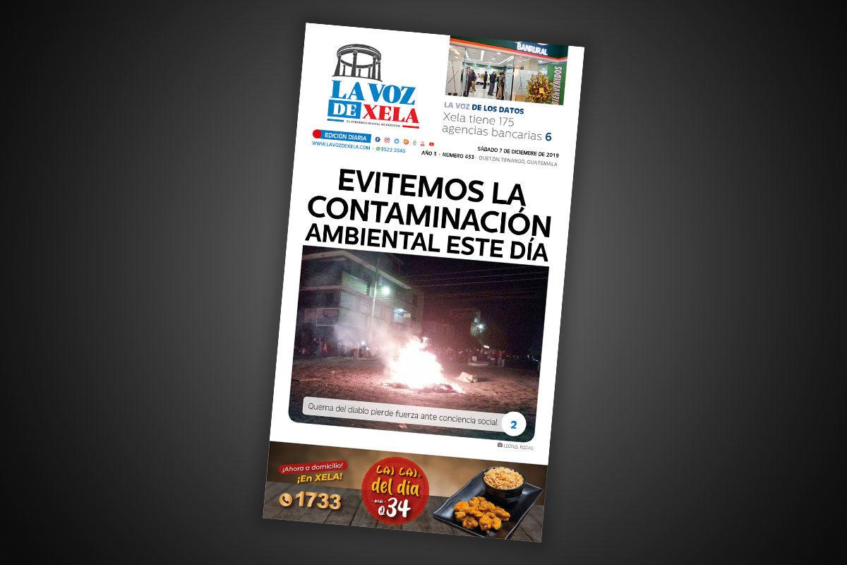 Lee el periódico digital nocturno del sábado 7 de diciembre | #433