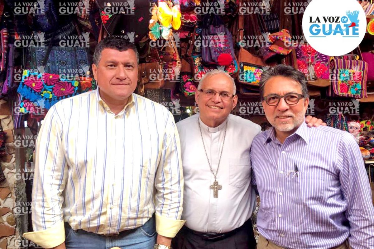 Los amigos del vicepresidente electo Guillermo Castillo