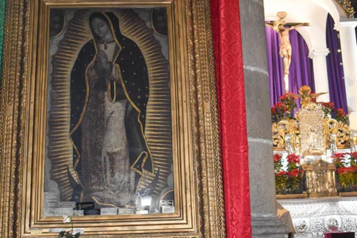 Hoy se celebra a la Gudalupana en Xela