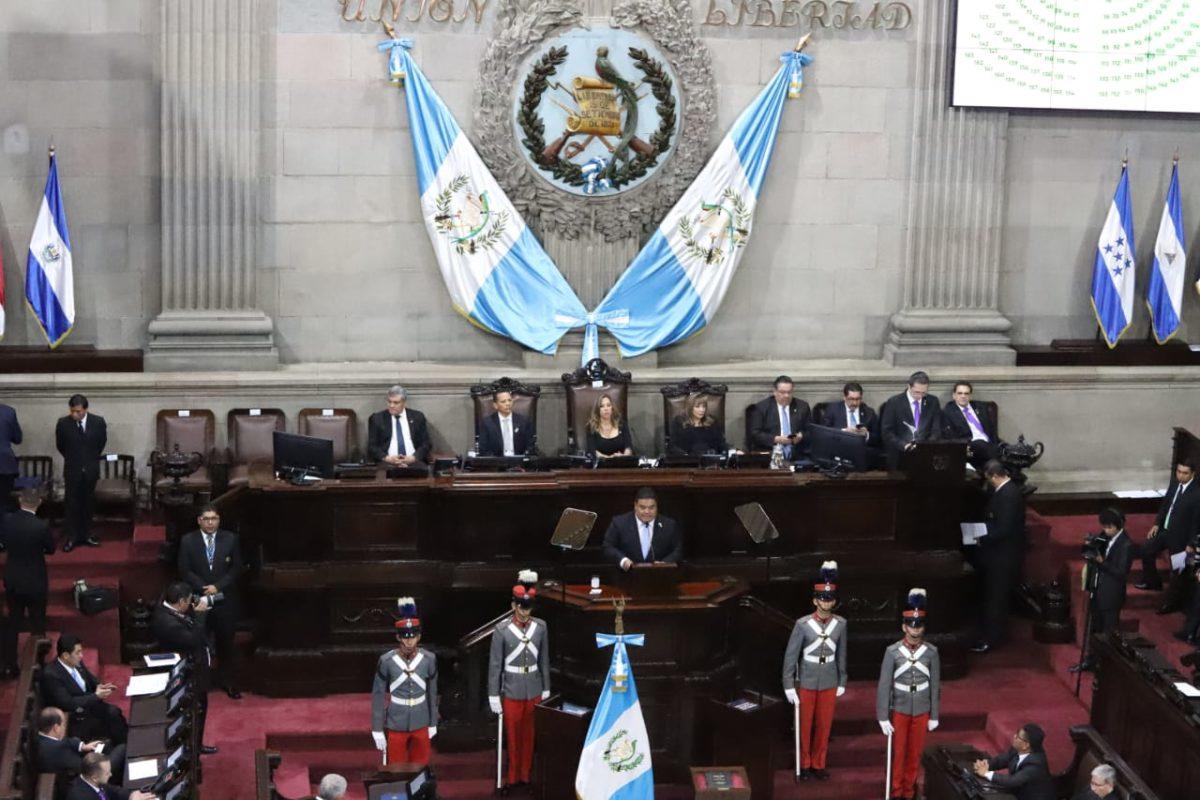 Asume nueva legislatura 2020-2024