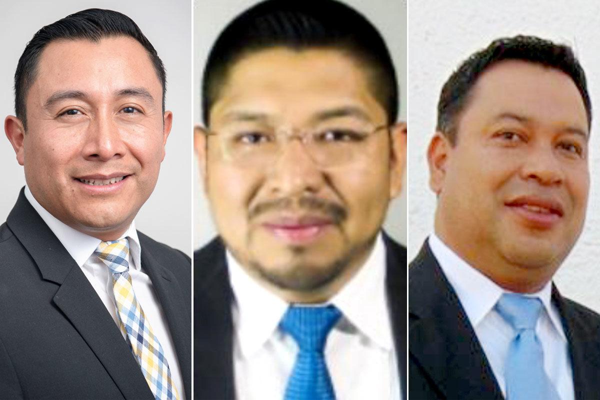 Conoce la hoja de vida de la terna titular para gobernador de Quetzaltenango