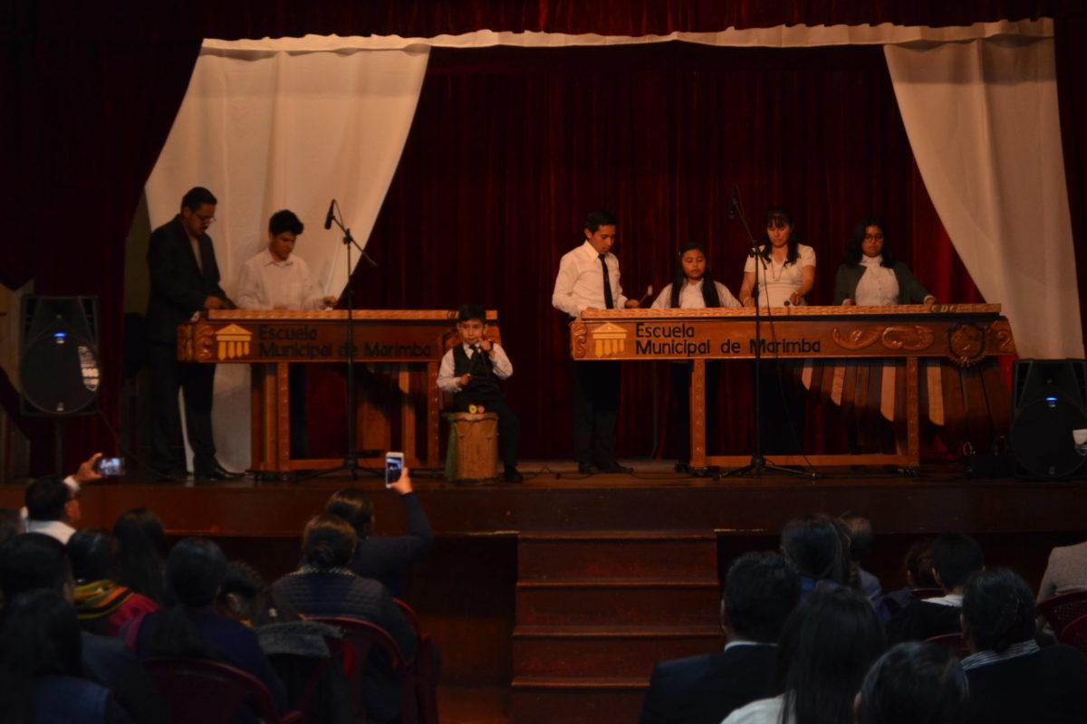 Abiertas las inscripciones para curso de marimba 2020
