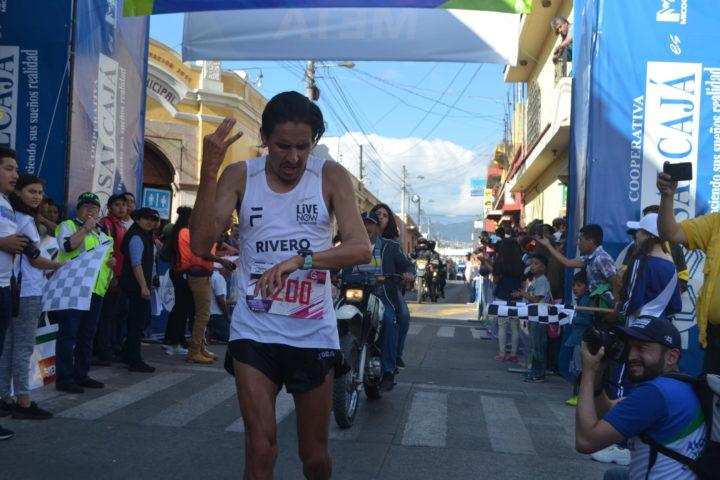 Rivero gana la San Silvestre en Salcajá