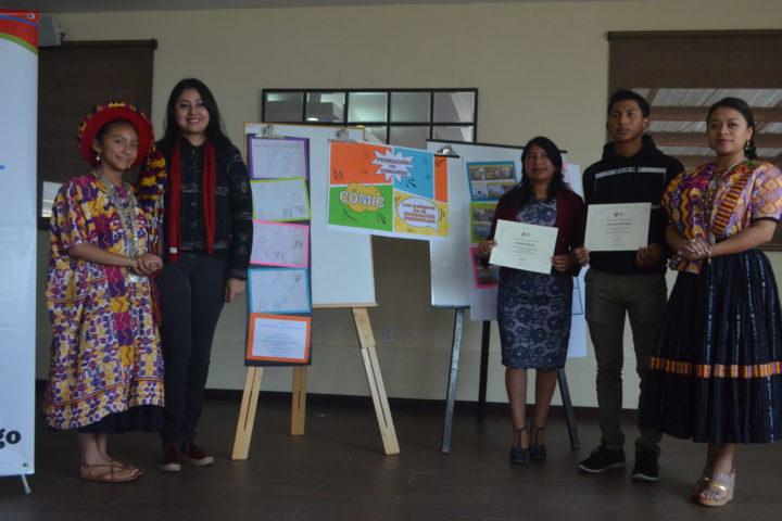 Premian a ganadores del primer Concurso de Cómic sobre migración