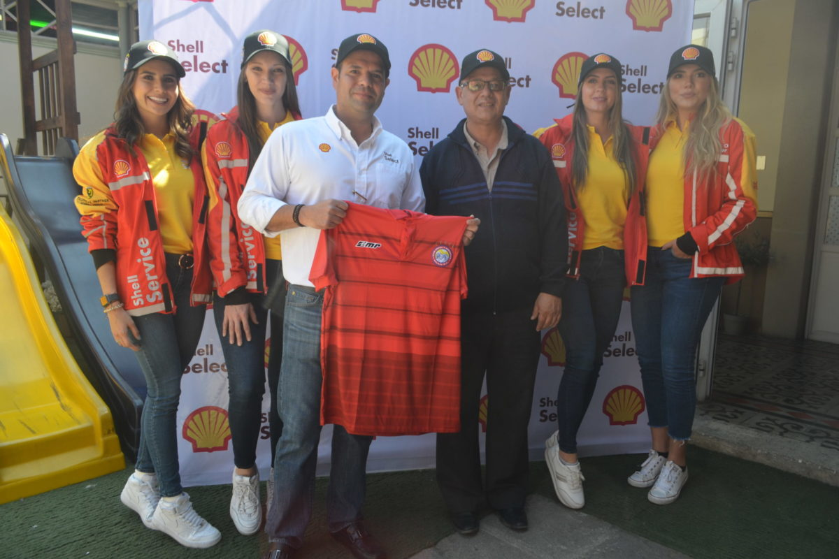 Xelajú presenta a su nuevo patrocinador