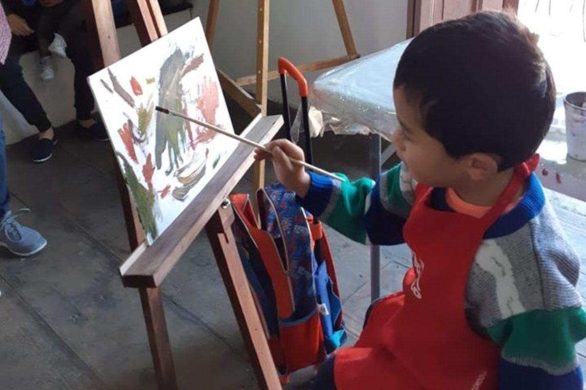Cursos artísticos en el Centro Cultural Efraín Recinos iniciarán en febrero