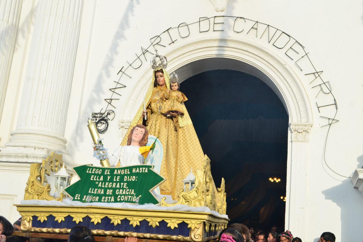 San Juan Ostuncalco celebra su feria titular