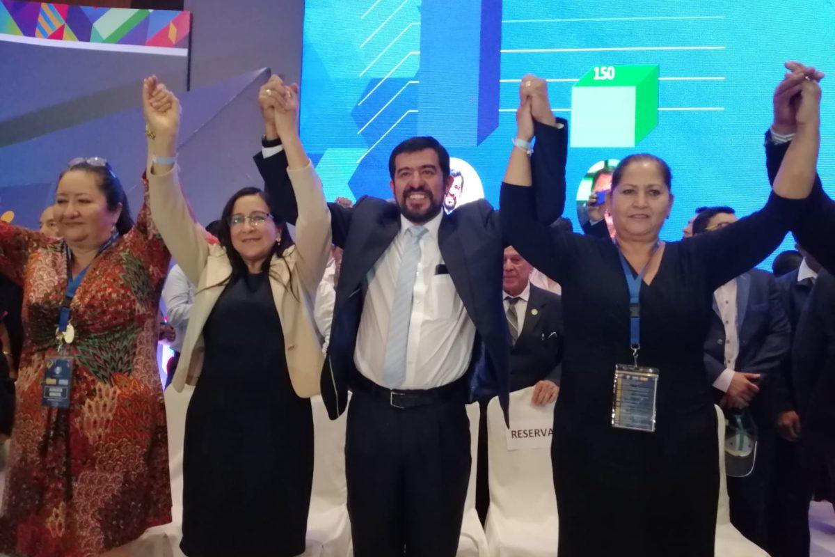 Alcalde de Salcajá gana presidencia de la Anam y hace historia