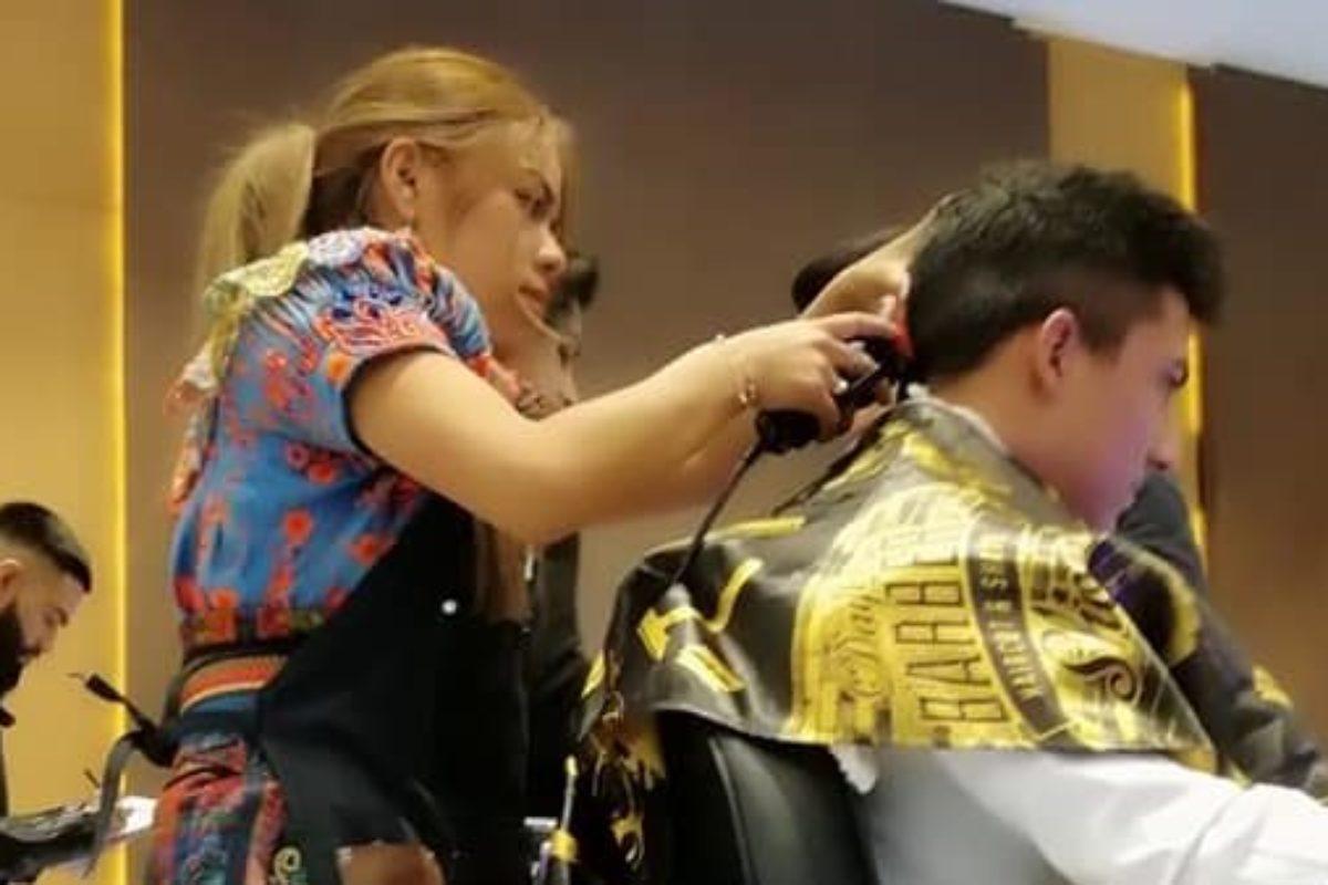 Quién es la quetzalteca «Lady Barber»