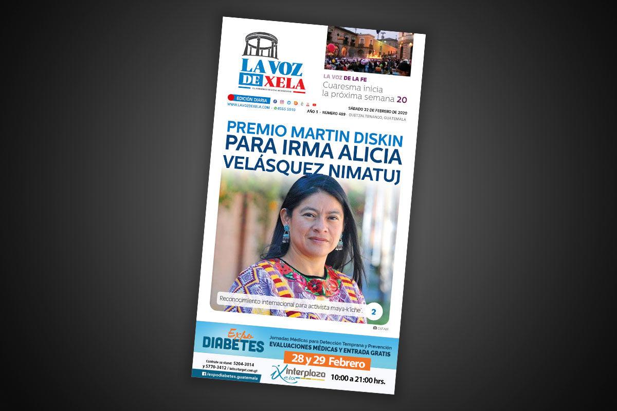 Lee el periódico digital nocturno del sábado 22 de febrero | #489