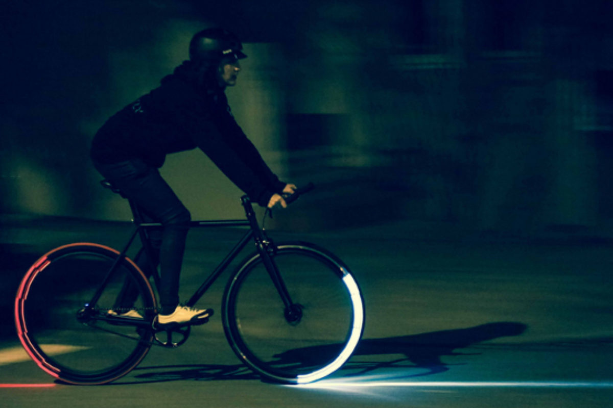 Organizan una vuelta nocturna en bici en Xela