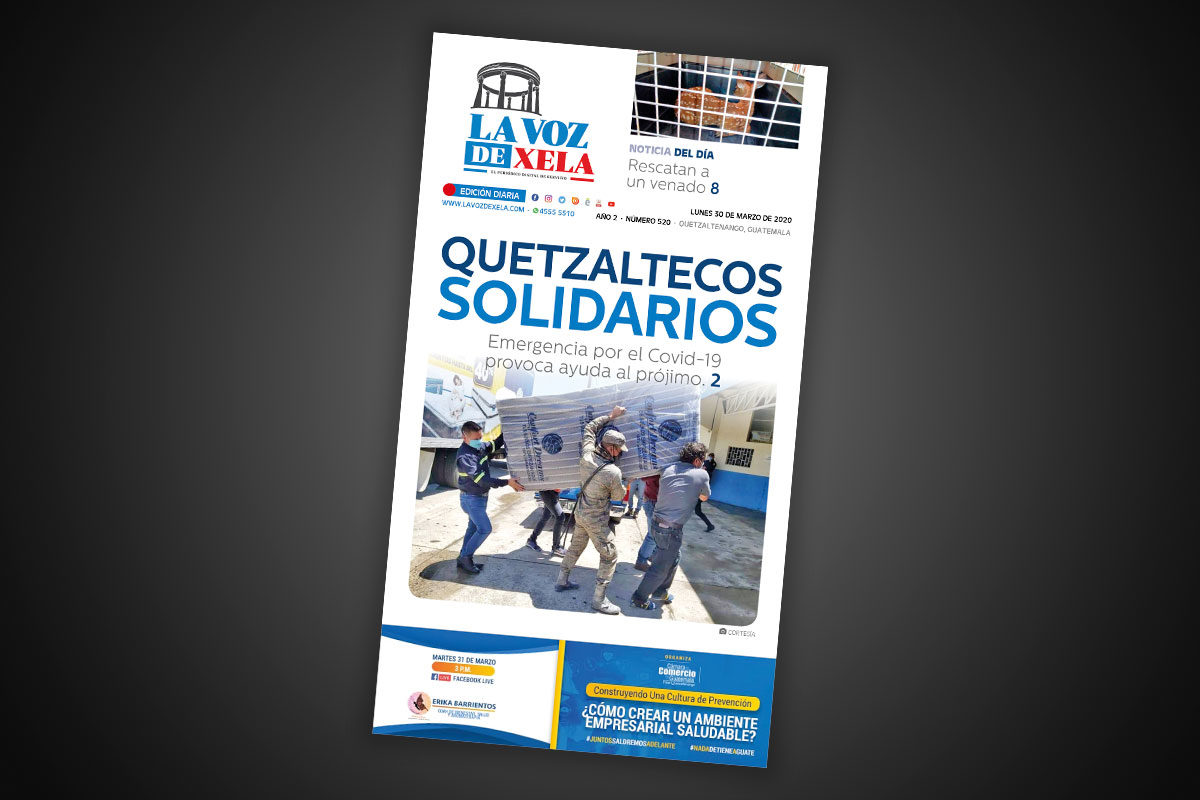 Lee el periódico digital del lunes 30 de marzo   #520