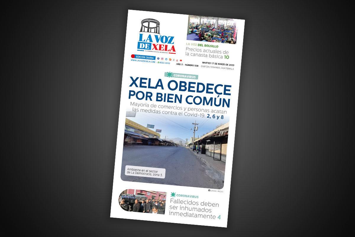 Lee el periódico digital del martes 17 de marzo | #509