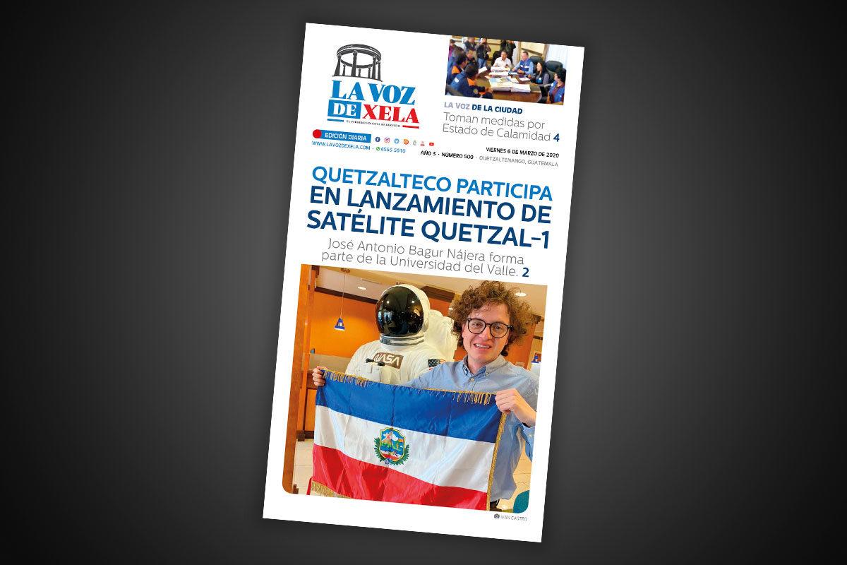 Lee el periódico digital nocturno del viernes 6 de marzo | #500