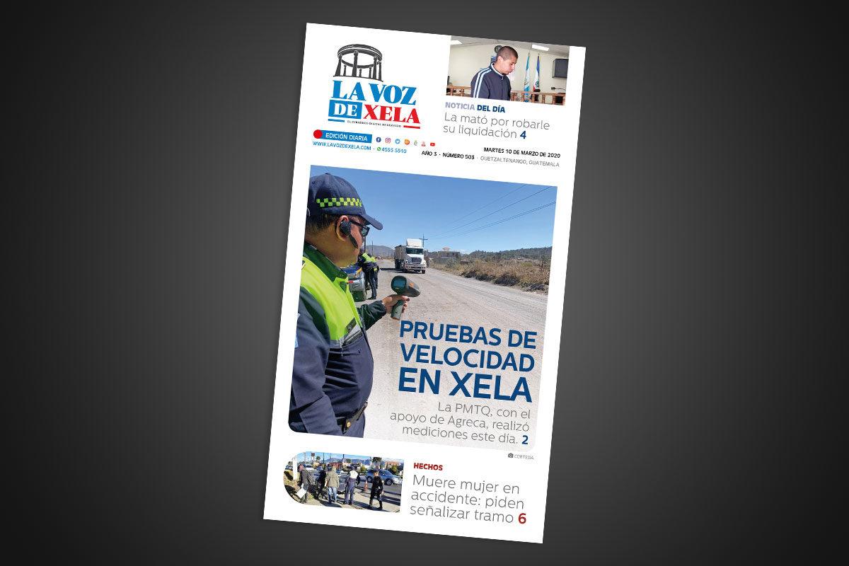 Lee el periódico digital del martes 10 de marzo | #503