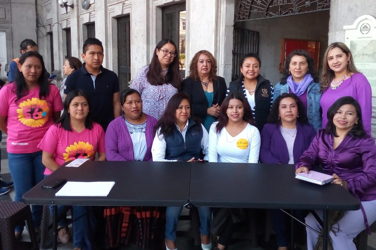 Preparan celebración del Día Internacional de la Mujer