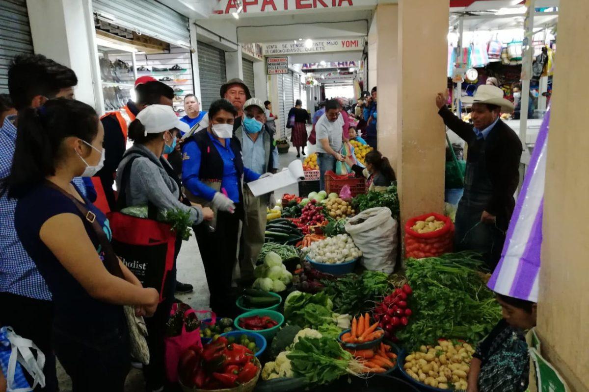 Diaco monitorea precios en municipios