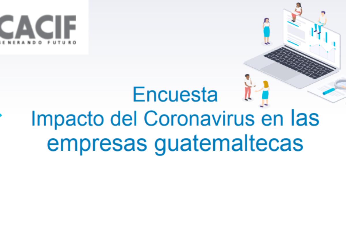 ENCUESTA CORONAVIRUS: 62% de empresas no contempla despidos; 38% evalúa esta medida