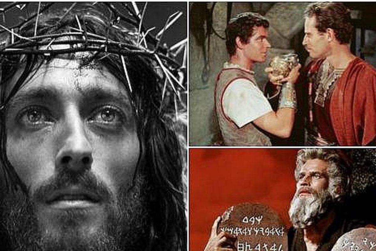 Siete películas tradicionales de Semana Santa