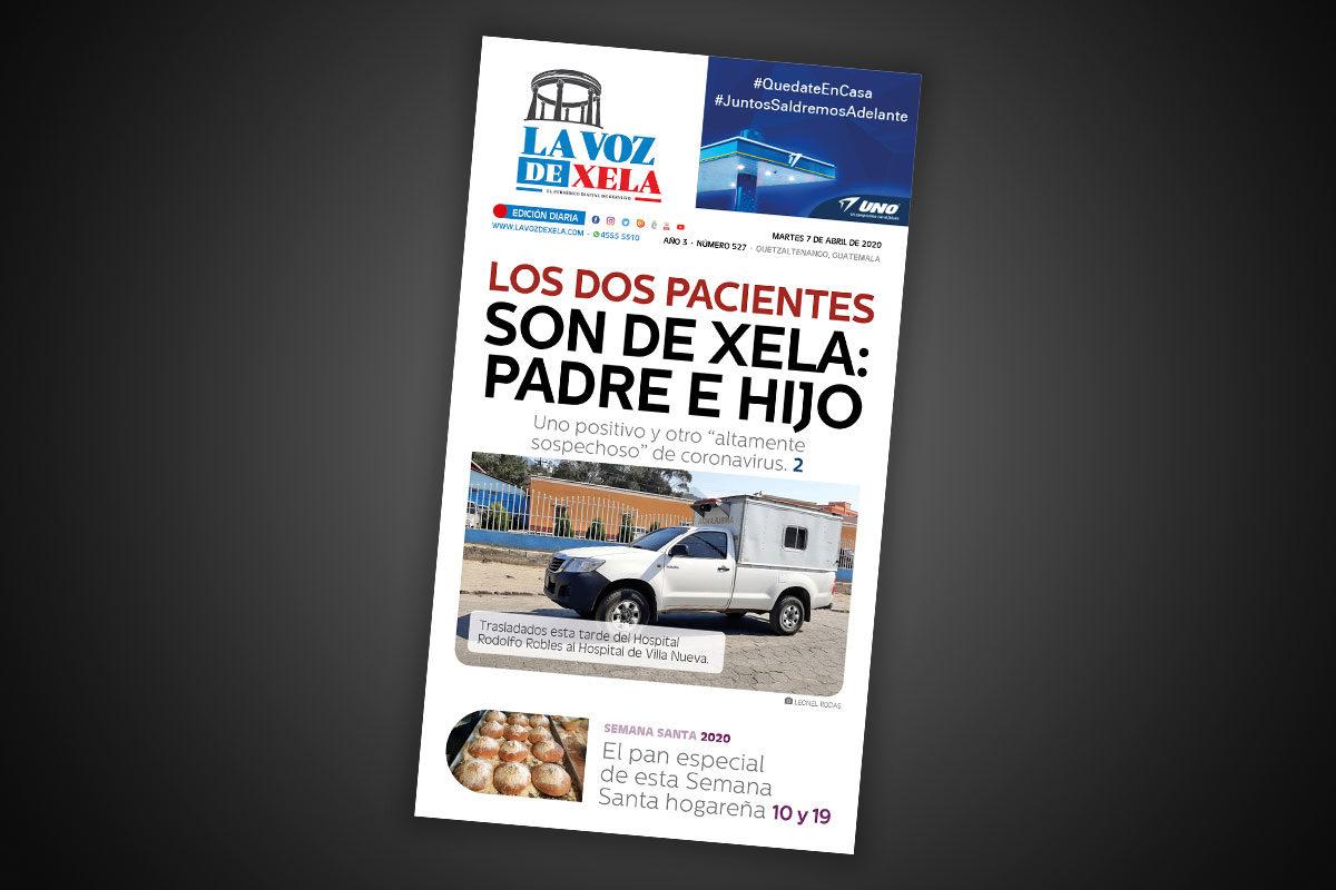 Lee el periódico digital del martes 7 de abril   #527