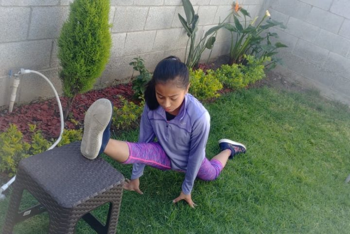 Rutinas gratuitas de gimnasia para niños desde el hogar
