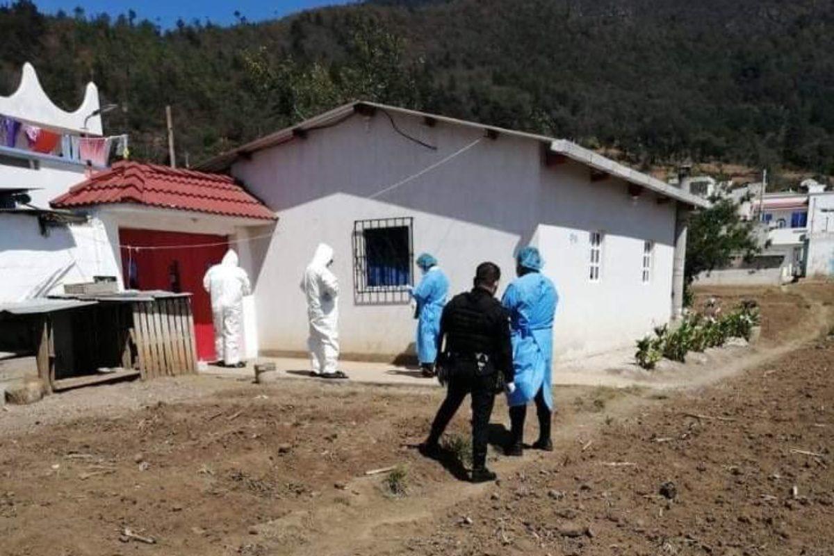 Investigan posible caso de Covid-19 en Olintepeque