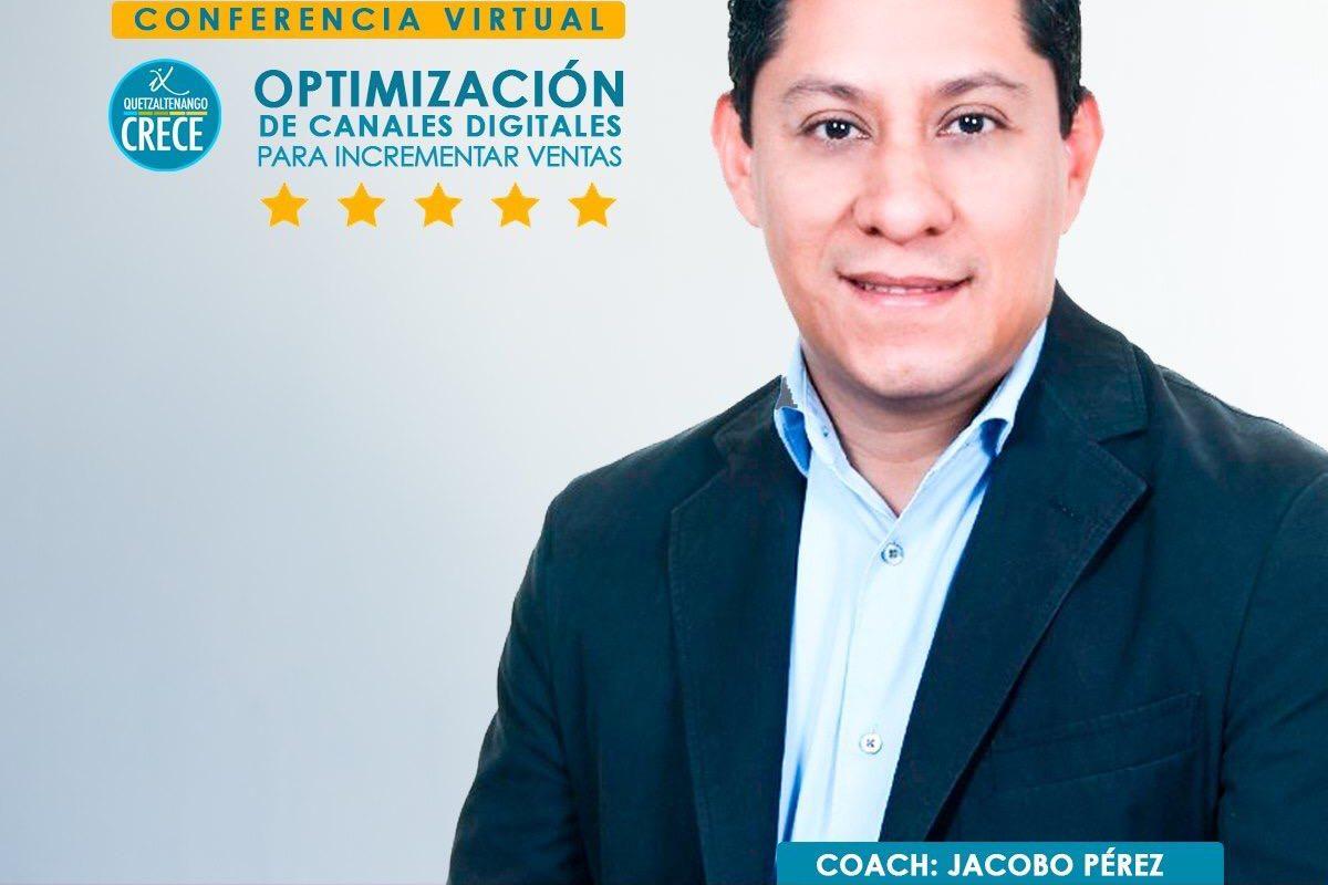 Conferencia virtual: Optimización del canal digital para incrementar ventas