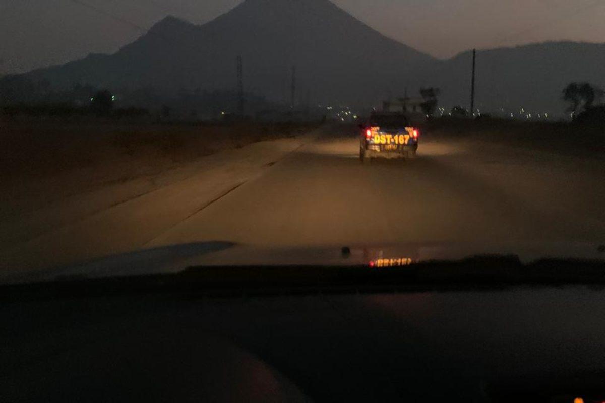 Falsa alarma provoca movilización de Conred y PNC a las faldas del volcán