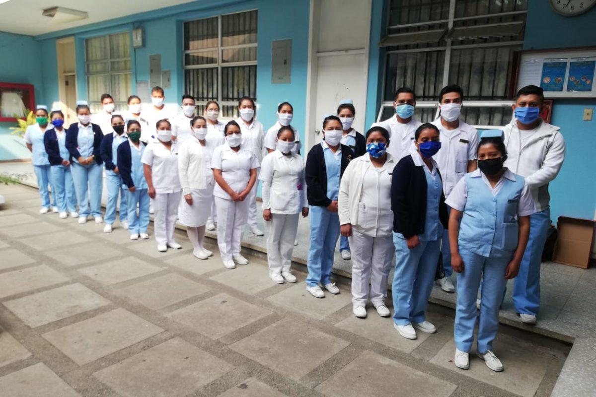 Arriesgarán su vida para salvar a pacientes de coronavirus