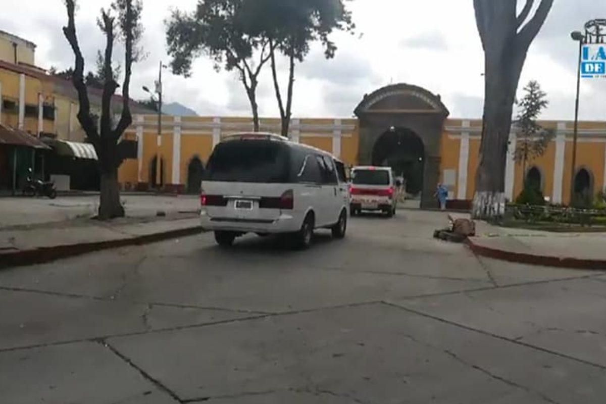 Inhuman a octava víctima de Covid-19 en Quetzaltenango