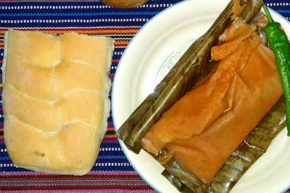 Pache de papa, no tamal: Una delicia tradicional de Xela
