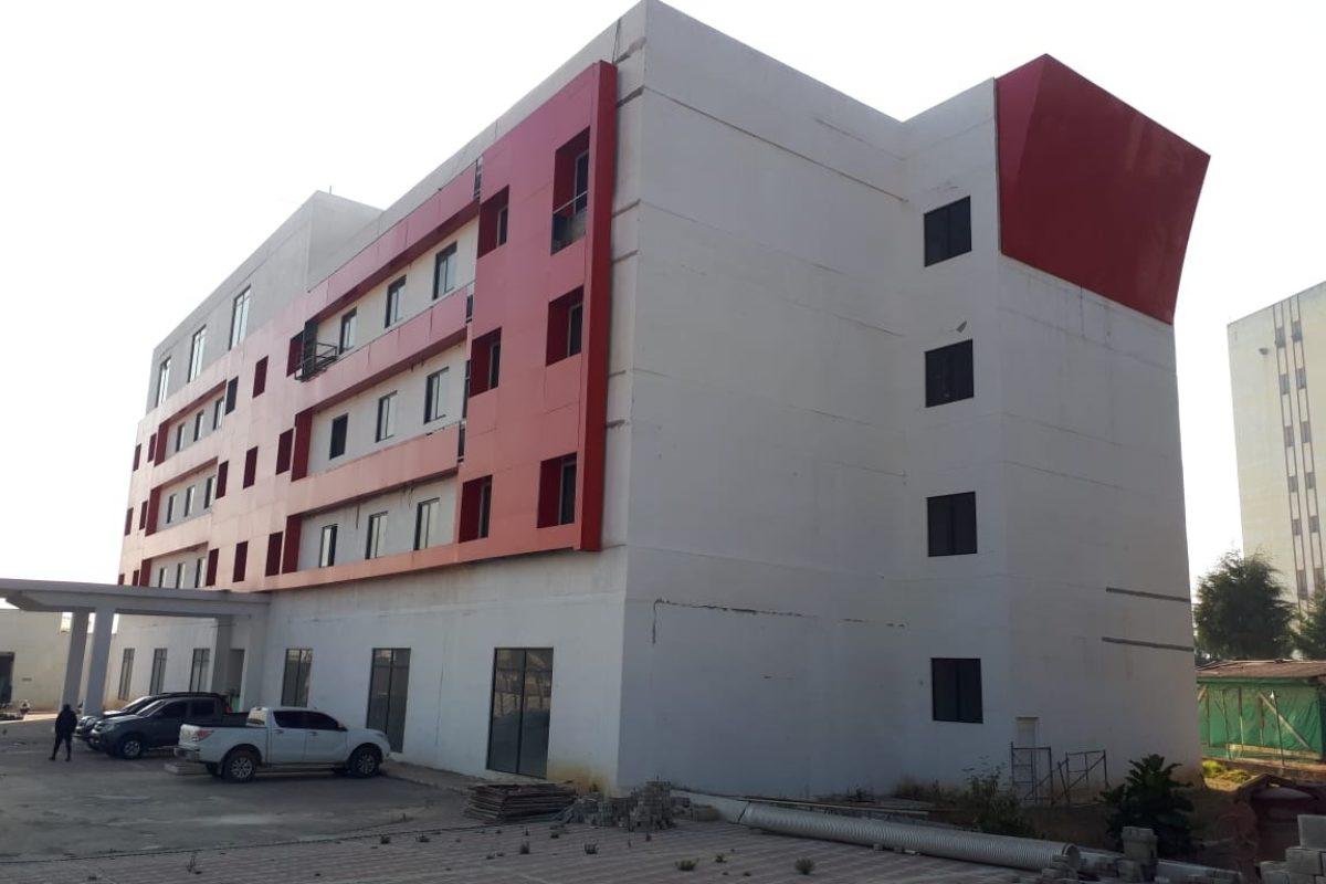 Edificio de excandidato presidencial Manuel Baldizón albergará a pacientes Covid-19