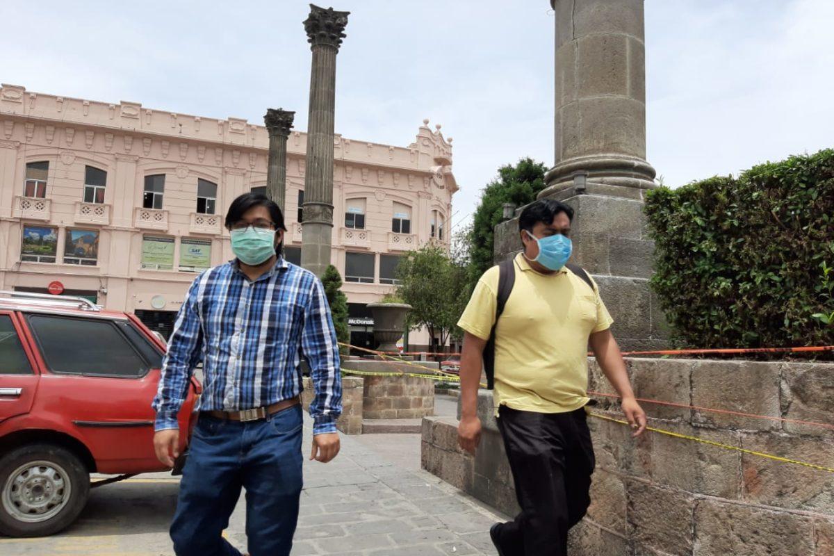 Quetzaltenango suma hoy solo dos casos de Covid-19