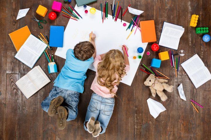 Los niños se pueden divertir en casa durante confinamiento: 10 consejos