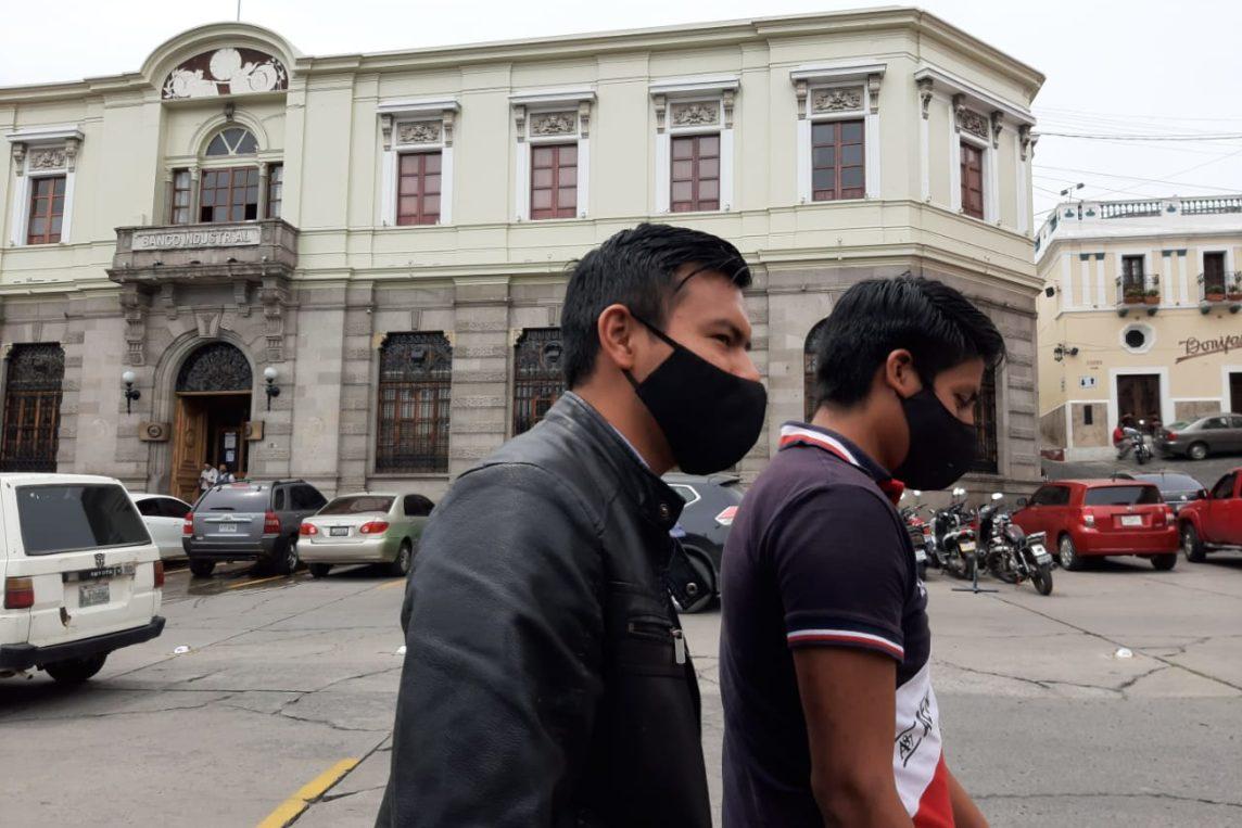 Quetzaltenango entre los diez departamentos con más contagios