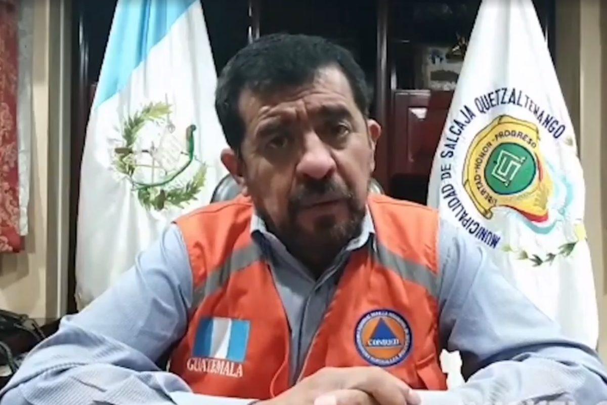 Confirman dos casos más de Covid-19 en el municipio de Salcajá