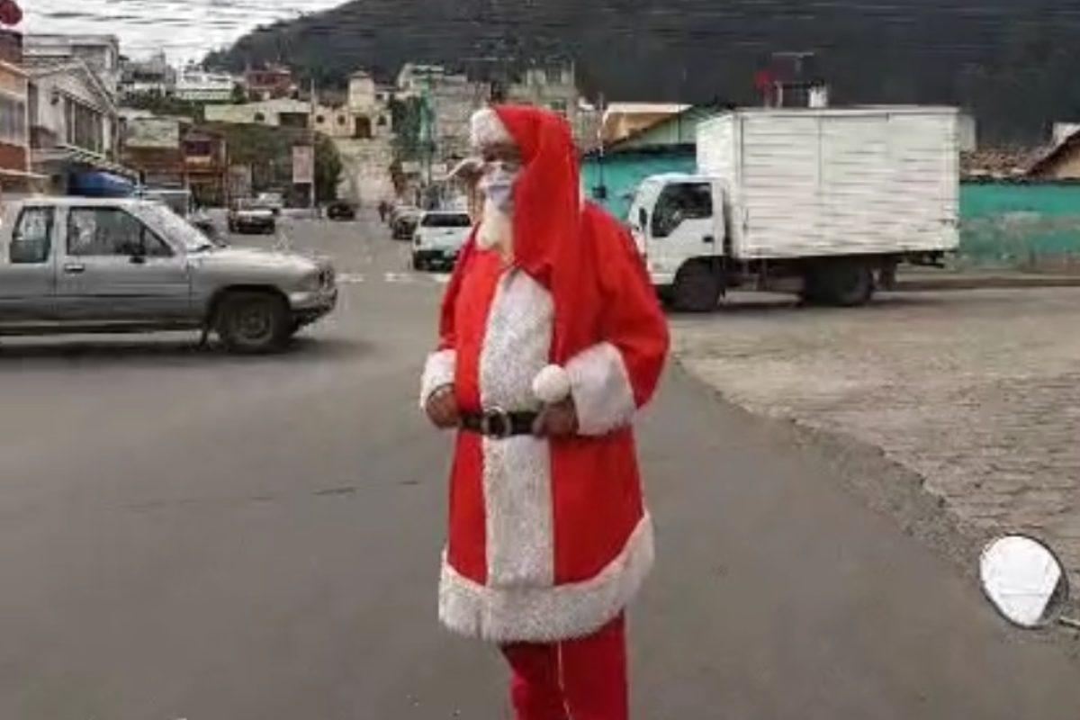 Navidad anticipada ante la necesidad de pagar renta y comprar comida