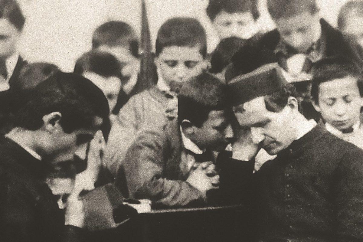 ¿Conoces la biografía de San Juan Bosco?
