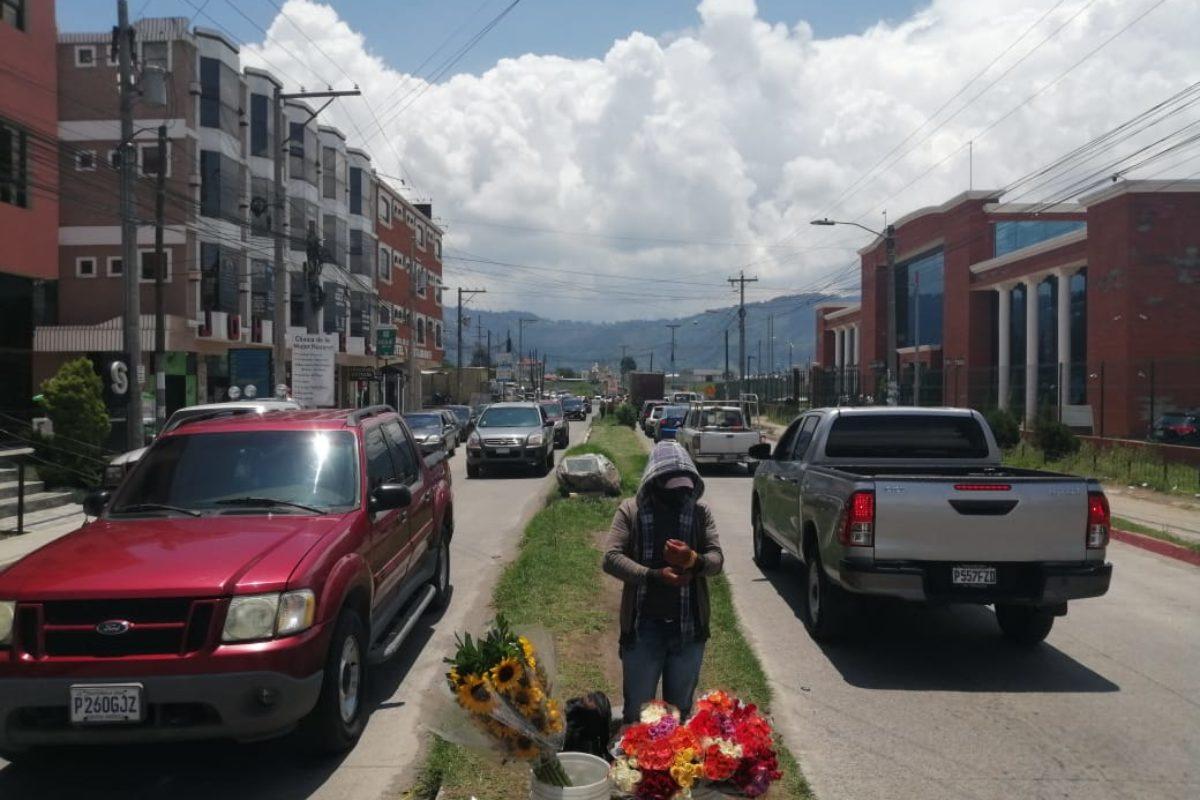 Así es la disposición de circulación por placas en Quetzaltenango