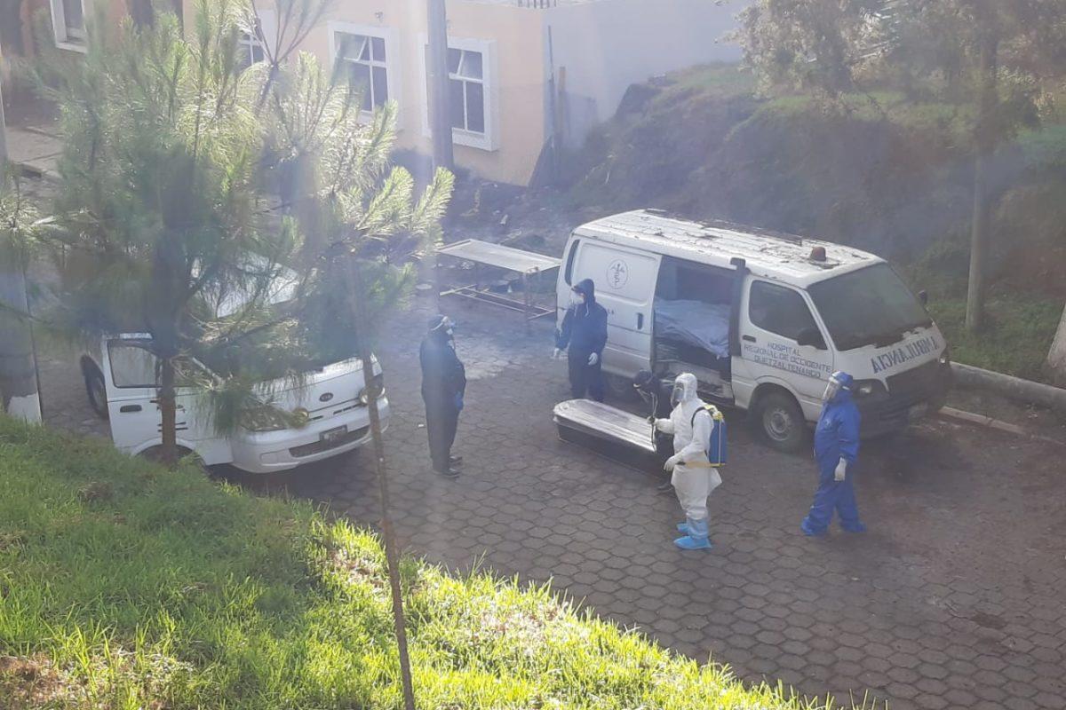 Semana inicia con tres nuevas víctimas de Covid-19 en Xela