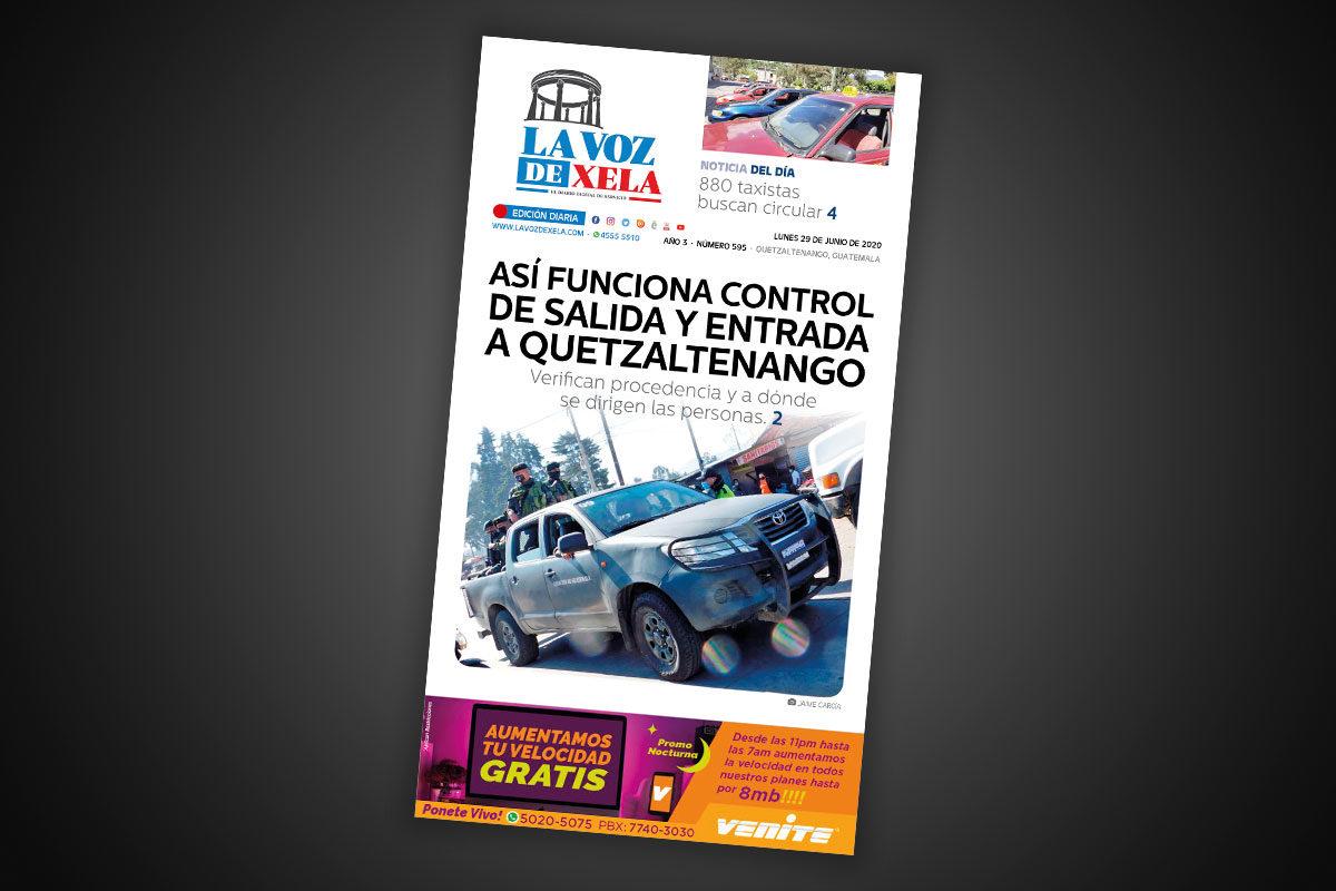 Lee el diario digital del lunes 29 de junio | #595