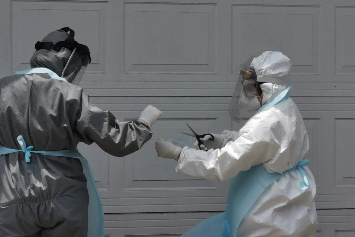 Hoy se cumplen 10 meses de pandemia en Guatemala