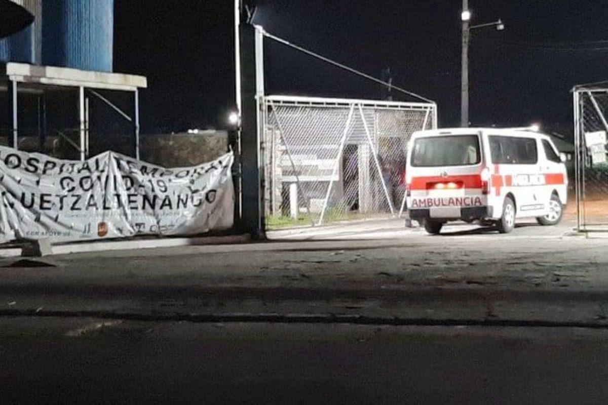 Noche trágica en Xela: cuatro muertos por Covid-19